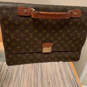 Vintage Louis Vuitton Attaché Case